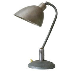 Rare Czech Functionalist or Bauhaus Table Lamp by Franta 'Frantisek' Anyz, 1920s