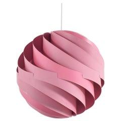 Rare Danish Pendant Lamp, Turbo by Louis Weisdorf for Lyfa, 1965