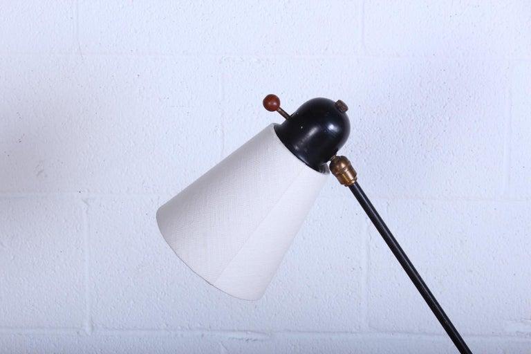 Mid-20th Century Rare David Wurster Floor Lamp For Sale
