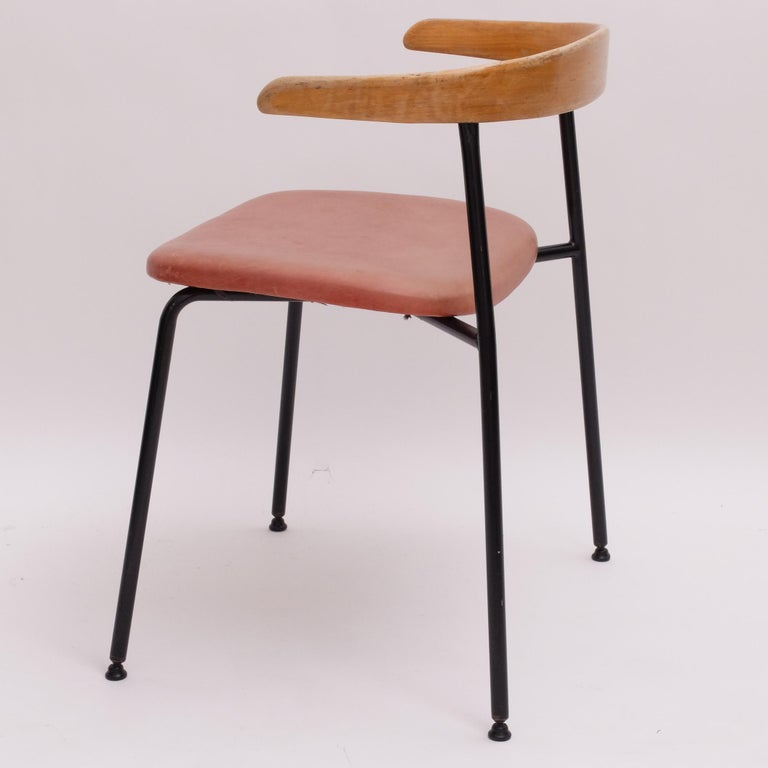 Rare Desk Chair by Sir Terence Conran c20 Chair, c.1960 For Sale 1
