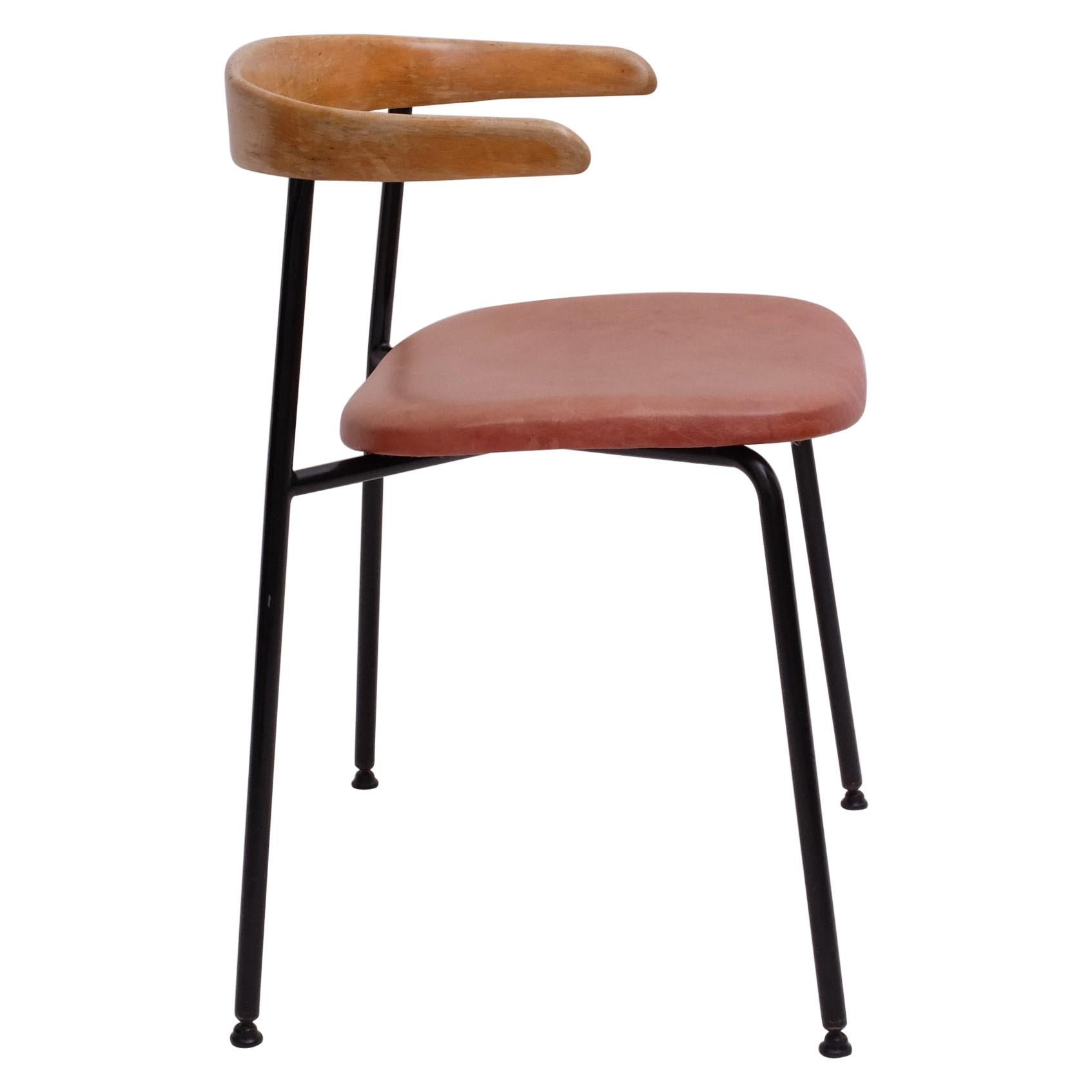 Rare Desk Chair by Sir Terence Conran c20 Chair, c.1960