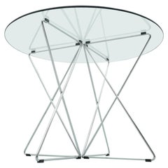 Rare Dining Table By Till Behrens for Schlubach Germany 1983
