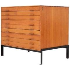 Rare Drawer Cabinet by Poul Kjærholm