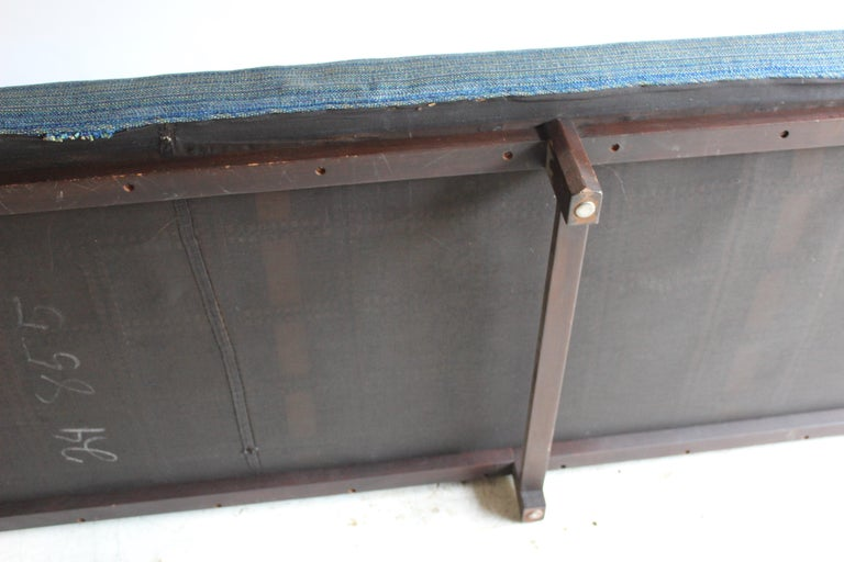 Rare Dunbar Sofa by Edward Wormley For Sale 7