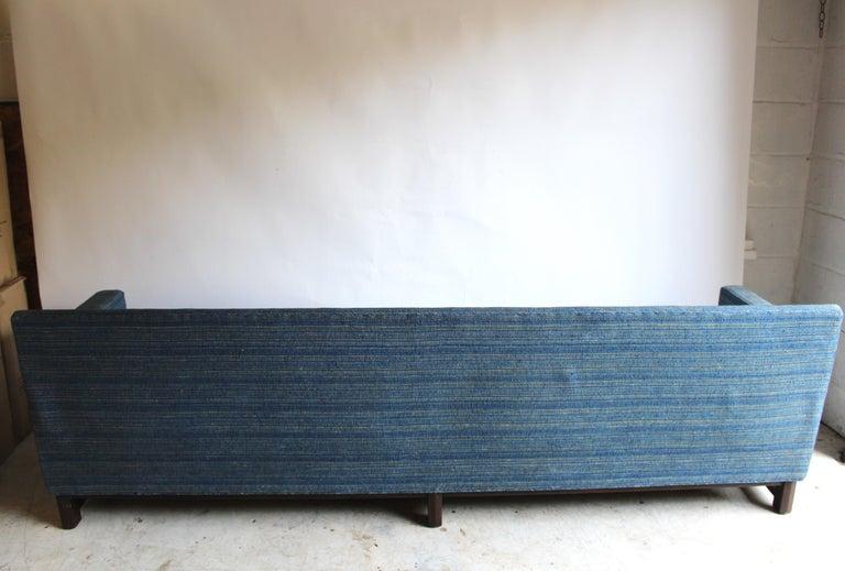 Rare Dunbar Sofa by Edward Wormley For Sale 8