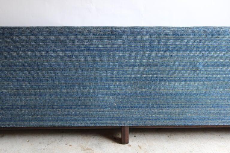 Rare Dunbar Sofa by Edward Wormley For Sale 9