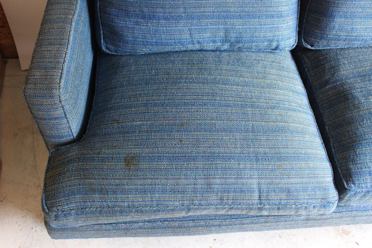 Rare Dunbar Sofa by Edward Wormley In Good Condition For Sale In East Hampton, NY