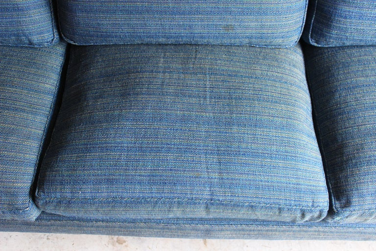 Mid-20th Century Rare Dunbar Sofa by Edward Wormley For Sale
