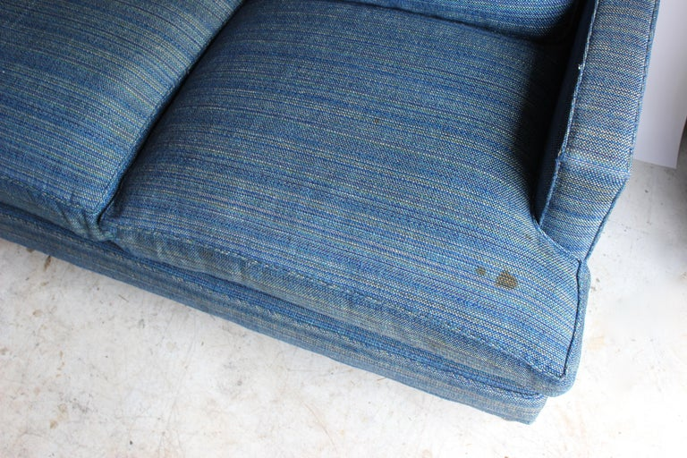 Rare Dunbar Sofa by Edward Wormley For Sale 1