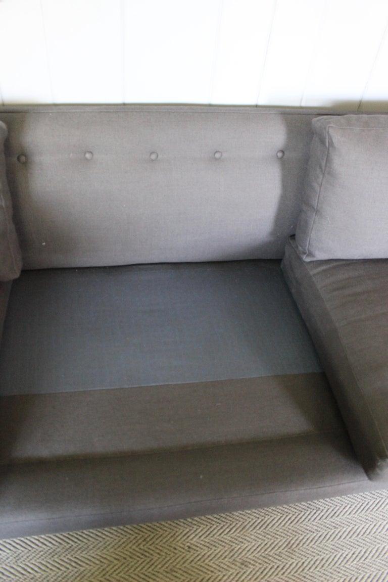Rare Dunbar Sofa by Edward Wormley For Sale 2