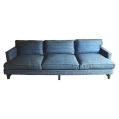 Rare Dunbar Sofa by Edward Wormley
