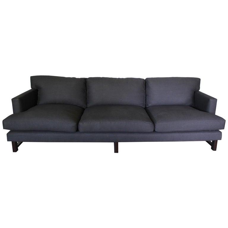Rare Dunbar Sofa by Edward Wormley For Sale