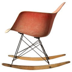 Rare Eames Rocking Chair First Edition