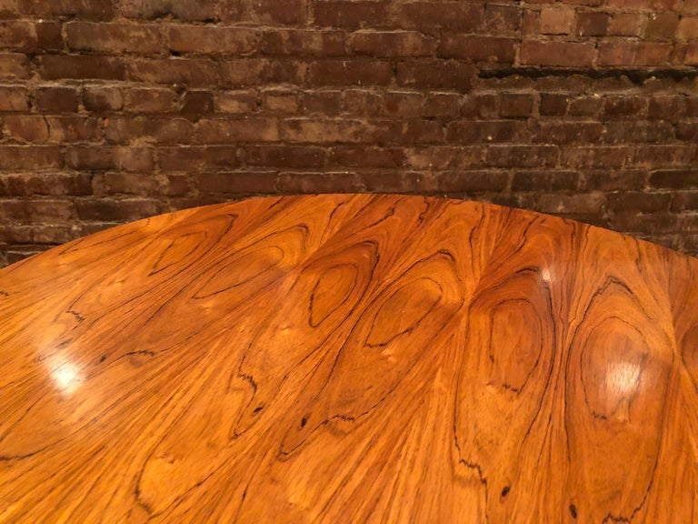 Rare Eames Rosewood Dining table for Herman Miller For Sale 5