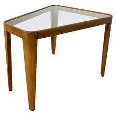 Rare Edward Wormley for Dunbar #4809 Trapezoid Table