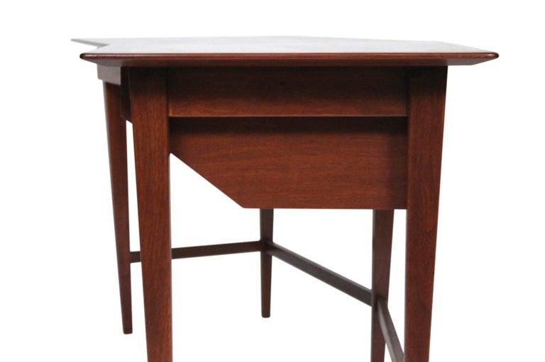 Rare Edward Wormley for Dunbar Desk For Sale 5