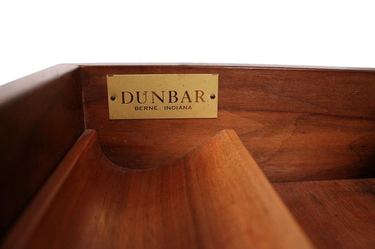Rare Edward Wormley for Dunbar Desk For Sale 6