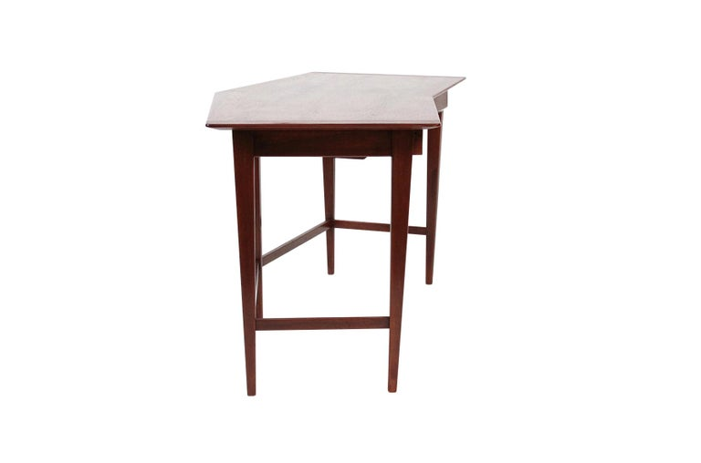 American Rare Edward Wormley for Dunbar Desk For Sale
