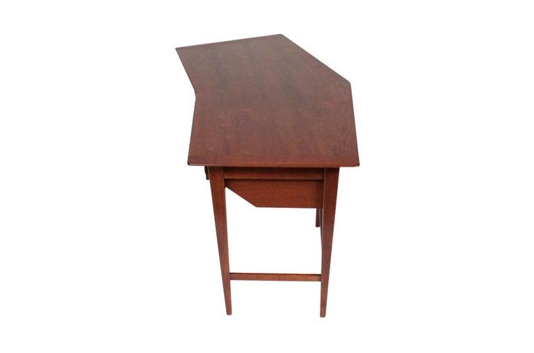 Mid-20th Century Rare Edward Wormley for Dunbar Desk For Sale
