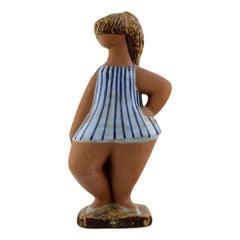 """Rare Figure """"Dora"""", Lisa Larson for Gustavsberg, 1970's"""