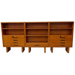Rare Find Three Gilbert Rohde for Herman Miller Bookshelf Units