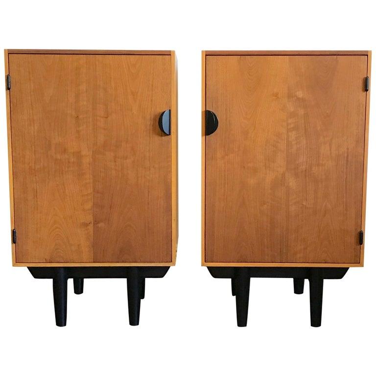 Rare Finn Juhl for Baker Cabinets or Nightstands