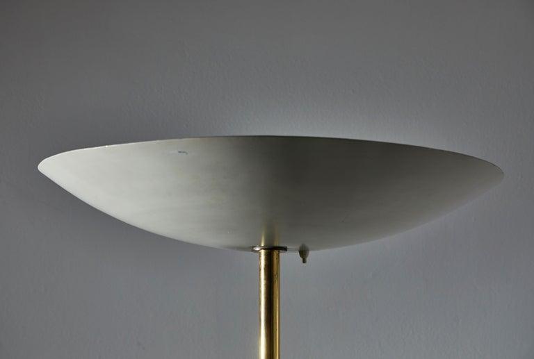 Rare Floor Lamp by Stilnovo For Sale 2