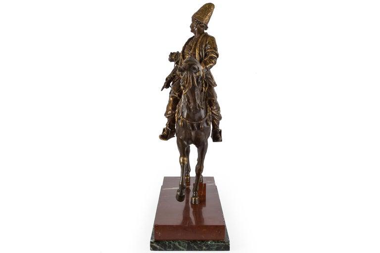 19th Century Rare French Bronze Sculpture