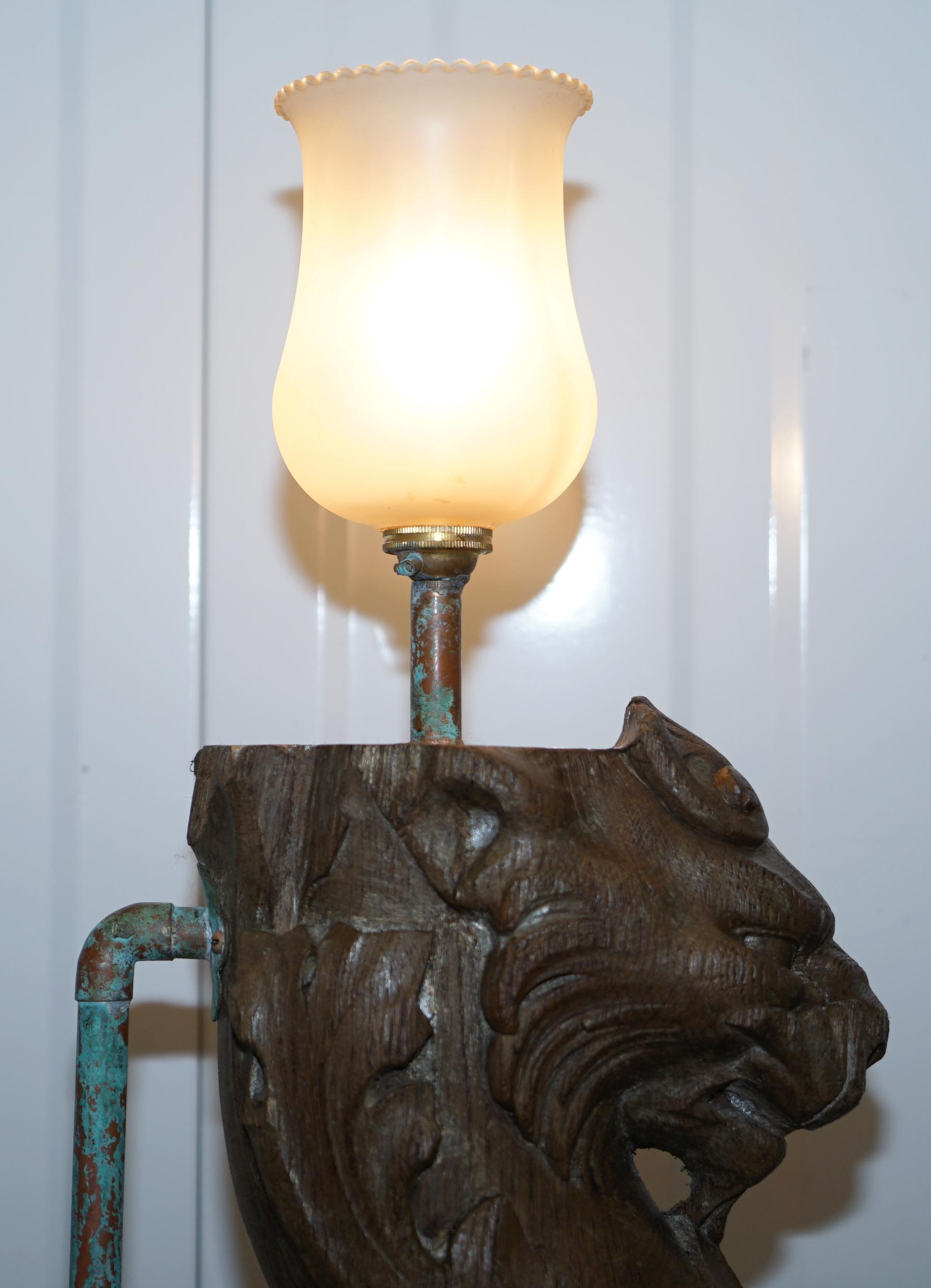 löwen lampe