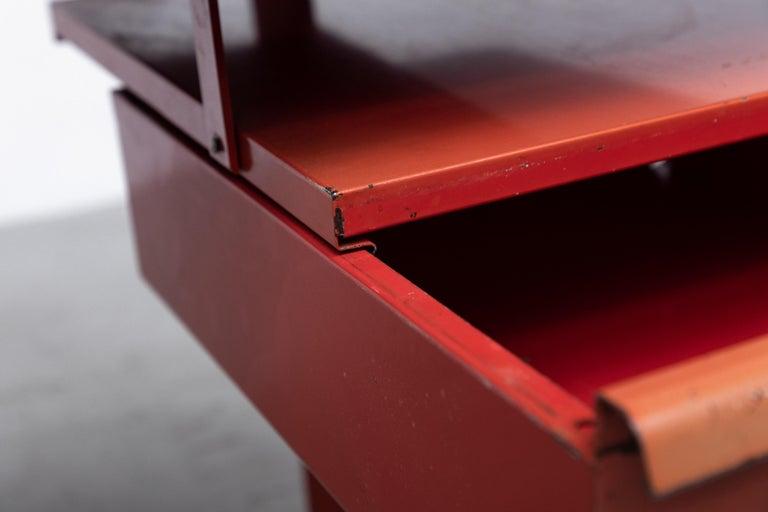 Rare Friso Kramer Teachers Desk For Sale 4