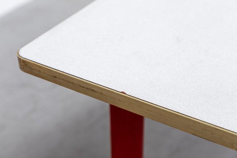 Mid-20th Century Rare Friso Kramer Teachers Desk For Sale