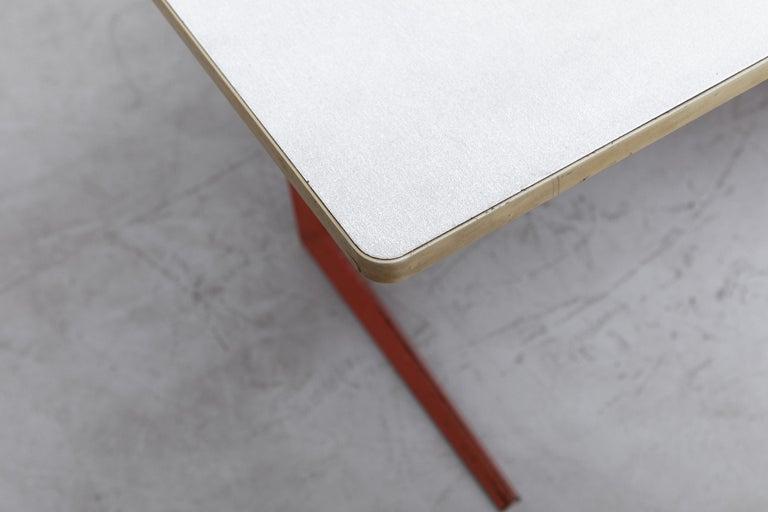 Rare Friso Kramer Teachers Desk For Sale 1