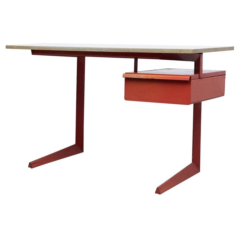 Rare Friso Kramer Teachers Desk For Sale