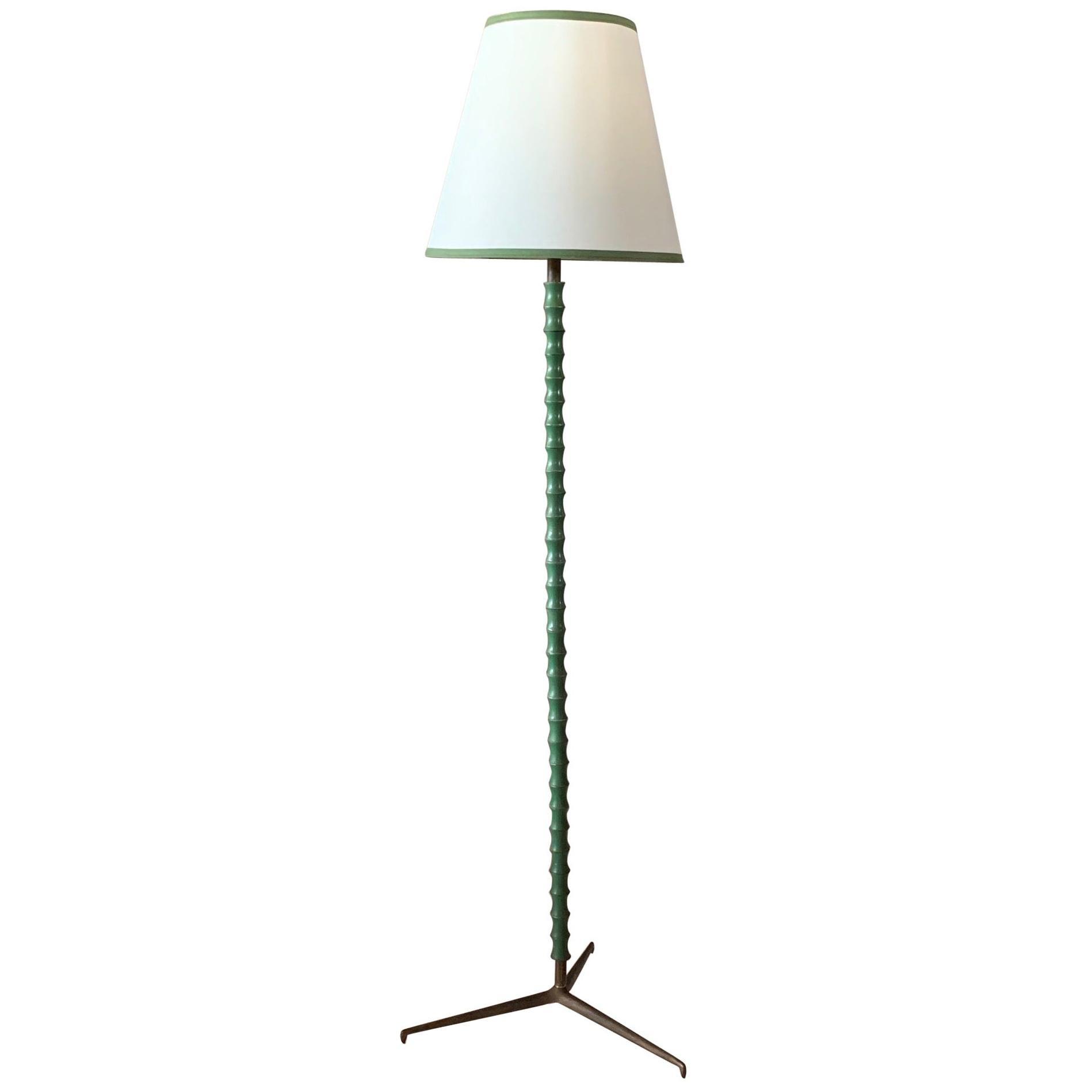 Rare Gino Sarfatti for Arteluce Floor Lamp