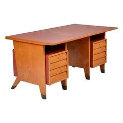Rare Gio Ponti Administrative Desk