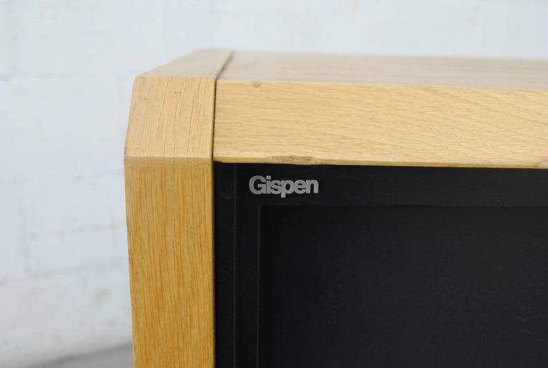 Metal Rare Gispen Credenza For Sale