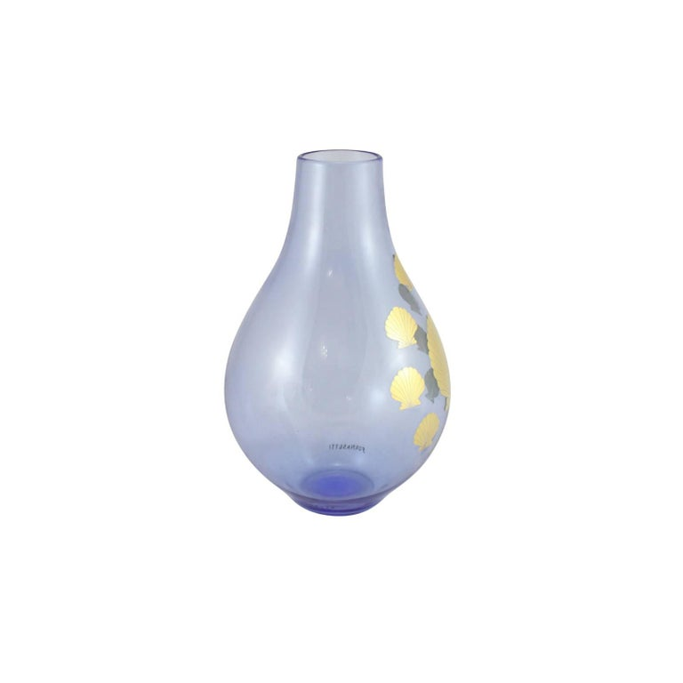 Rare Glass Vase Conchiglie By Piero Fornasetti For Sale At 1stdibs