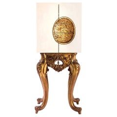 """Rare """"Golden Egg"""", Cabinet, Limited Edition 1-30"""