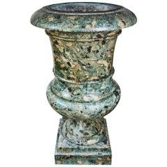 Rare, Grand-Scale, Period, Terrazzo Urn
