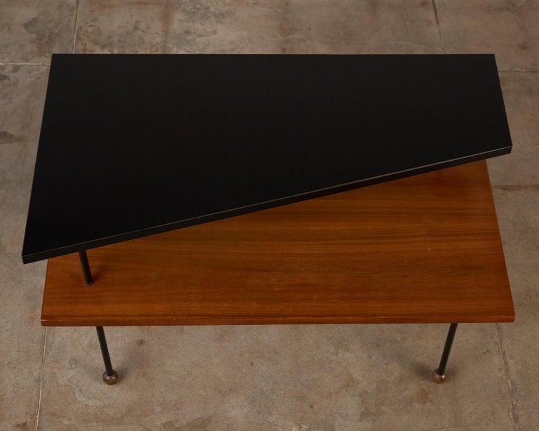 Rare Greta Grossman Side Table for Glenn of California For Sale 1