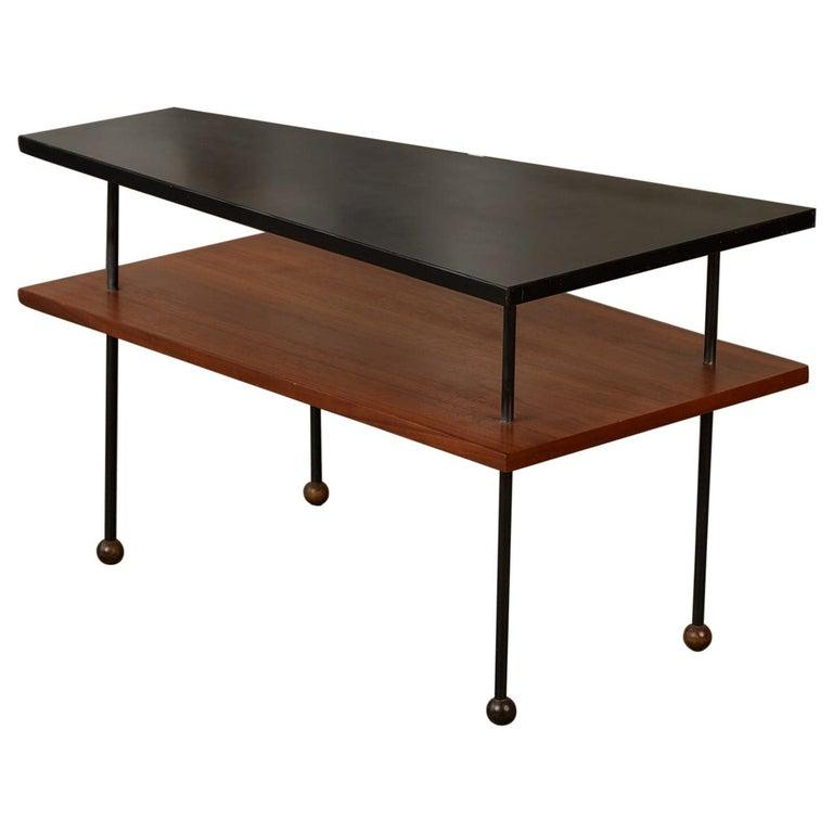 Rare Greta Grossman Side Table for Glenn of California For Sale