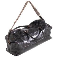 Rare Gucci Italian Travel Bag 1960's