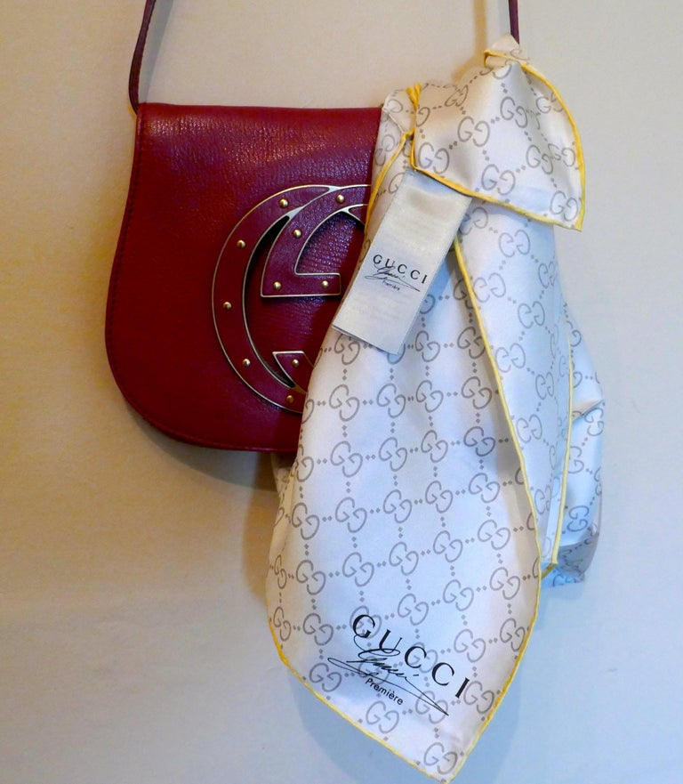 Rare Gucci Soho Pink Leather Messenger Shoulder Bag Purse   In Good Condition For Sale In Chillerton, Isle of Wight