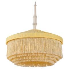 Rare Hans-Agne Jakobsson Ceiling Lamp, 1960s