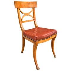 Rare Hermès Klismos Chair