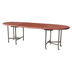 Rare Iconic Maison Jansen Dining Table Royale