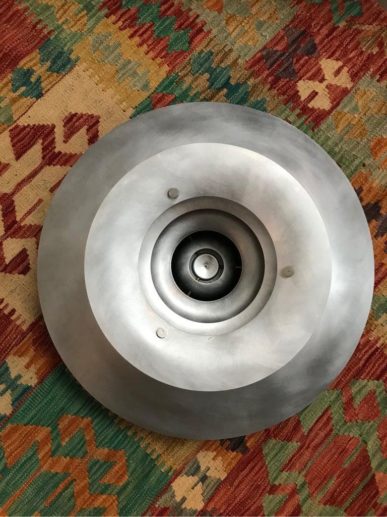 Aluminum Rare Iconic Vintage 1959 Poul Henningsen PH 5 Chandelier Pendant Lamp For Sale