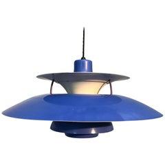 Rare Iconic Vintage 1959 Poul Henningsen PH 5 Chandelier Pendant Lamp