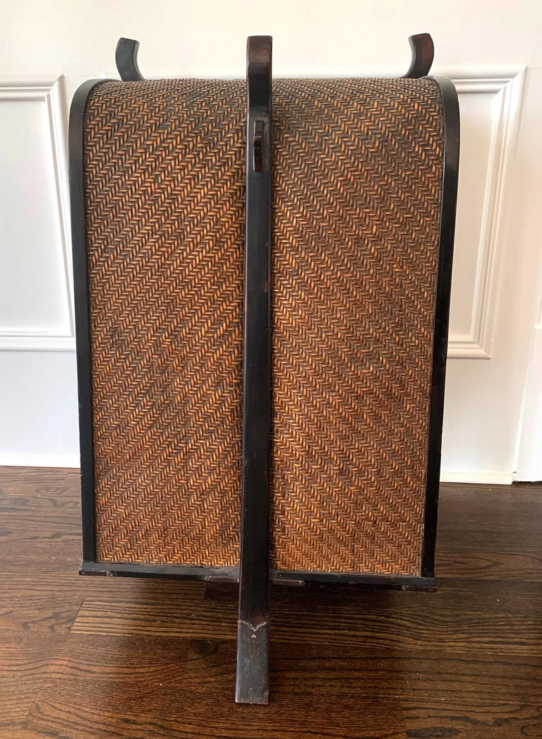 Japonisme Rare Japanese Traveling Cabinet Oi Edo Period For Sale
