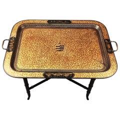 Regency Tray Tables